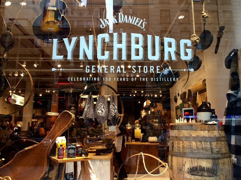 Jack Daniels Lynchburg